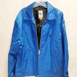 Stoner Generation Metallic Blue Mens Jacket 50/XXL